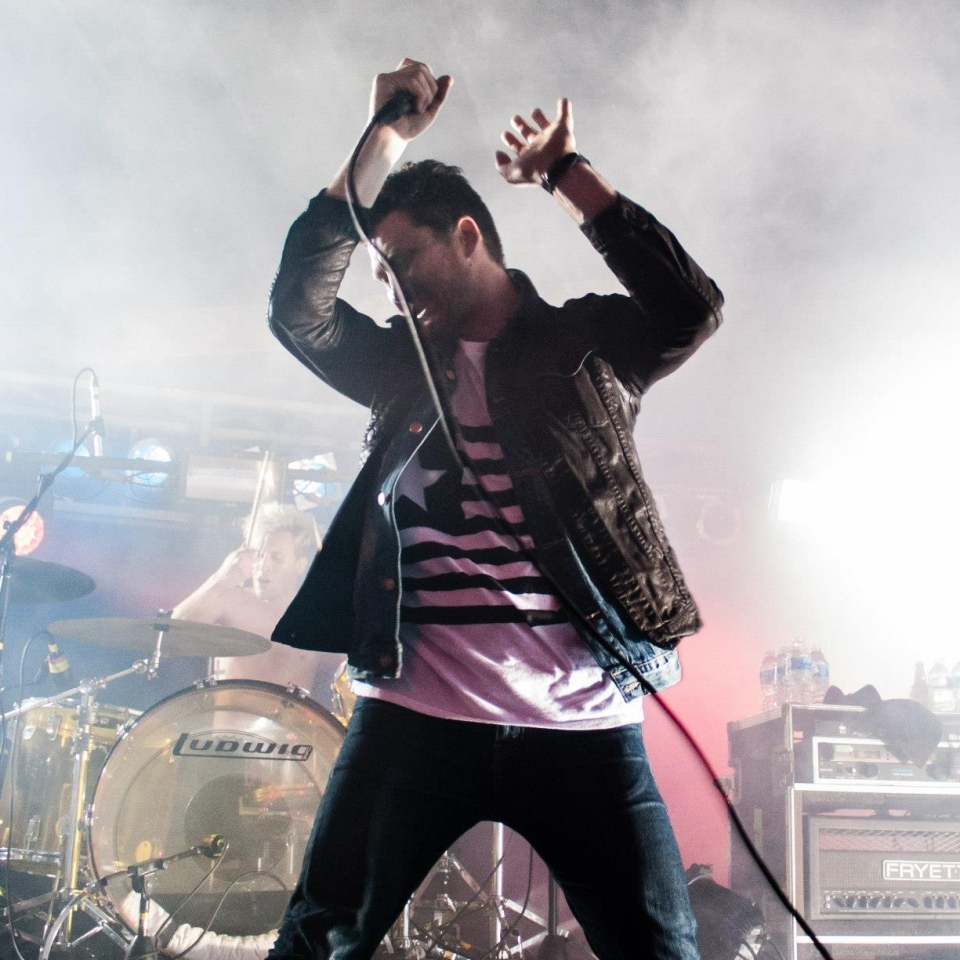Stephen Christian of Anberlin