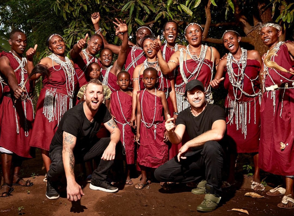 Three Days Grace Kenya
