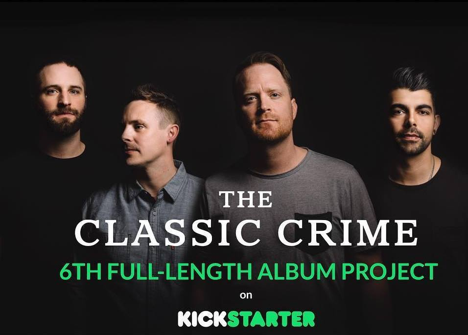 The Classic Crime Kickstarter 2018