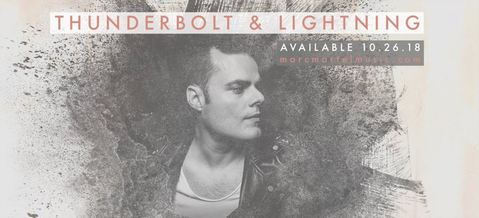 Marc Martel Thunderbolt and Lightning