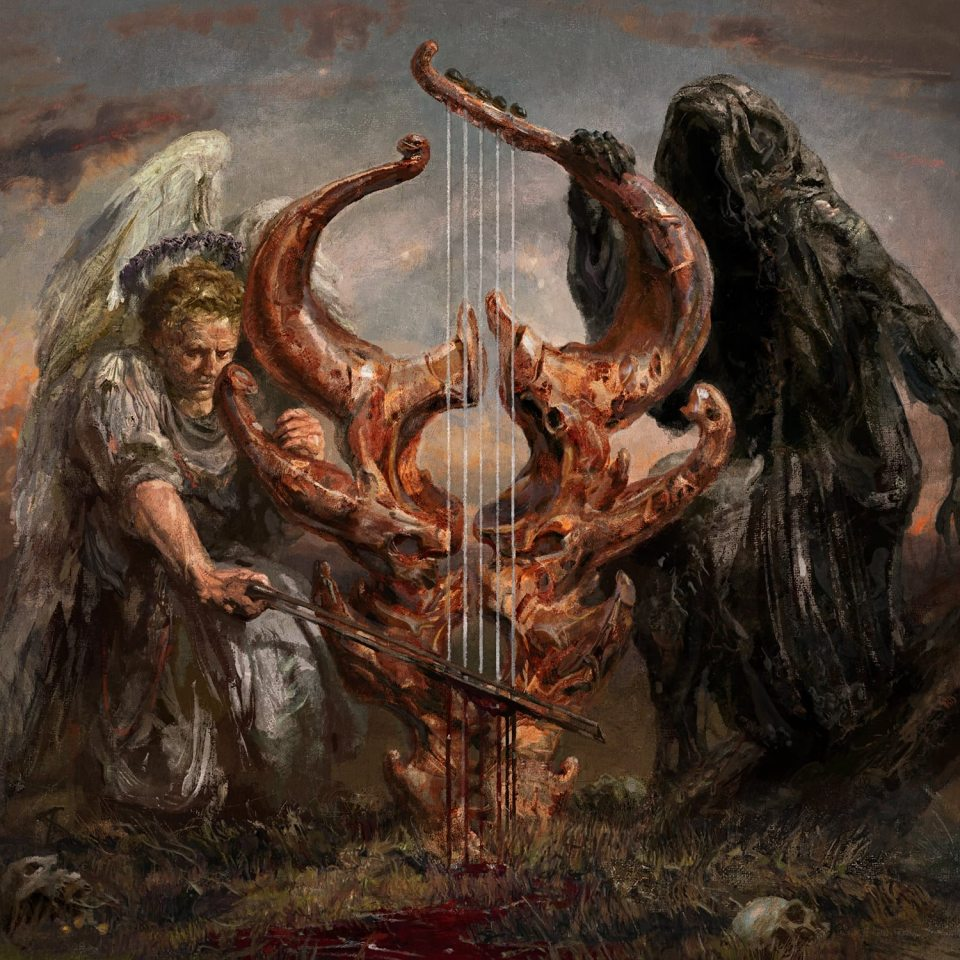 Demon Hunter Songs of Death and Resurrection Cover