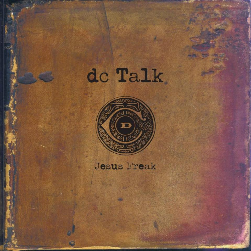 dc Talk Jesus Freak cover