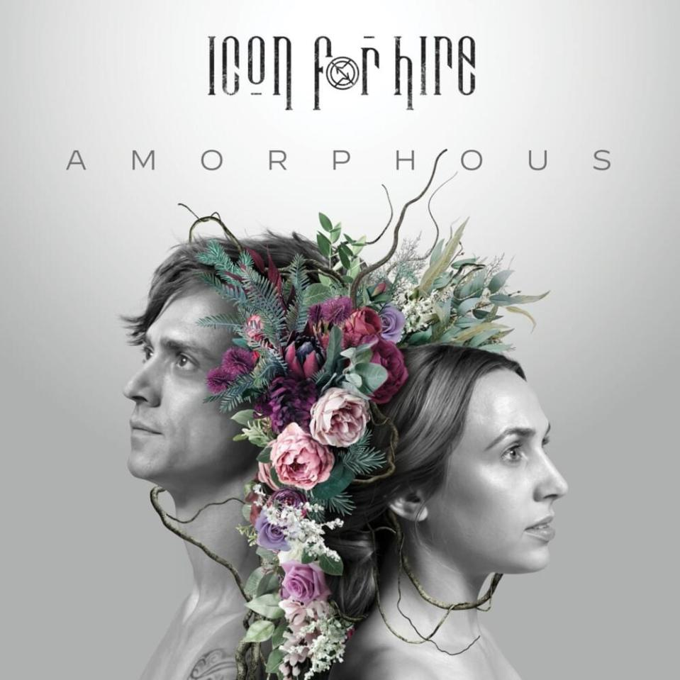 Amorphous Icon For Hire Cover