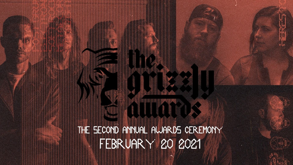 The Grizzly Awards 2021 Event Banner