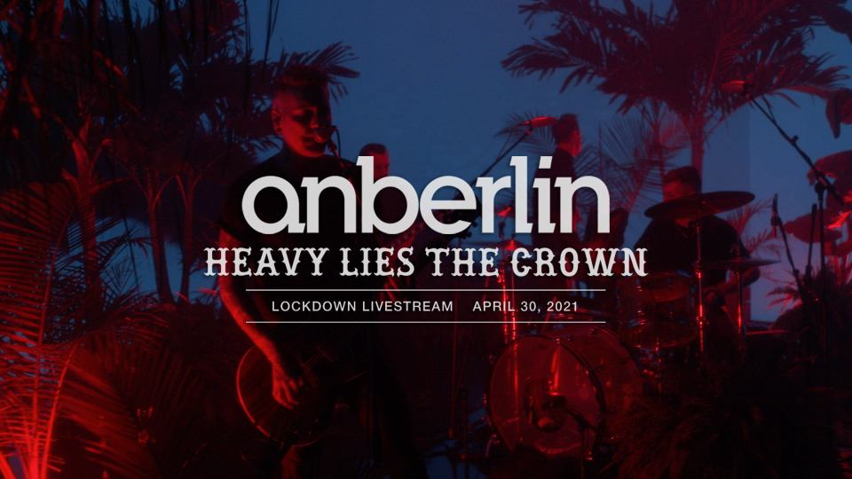 Anberlin Heavy Lies the Crown