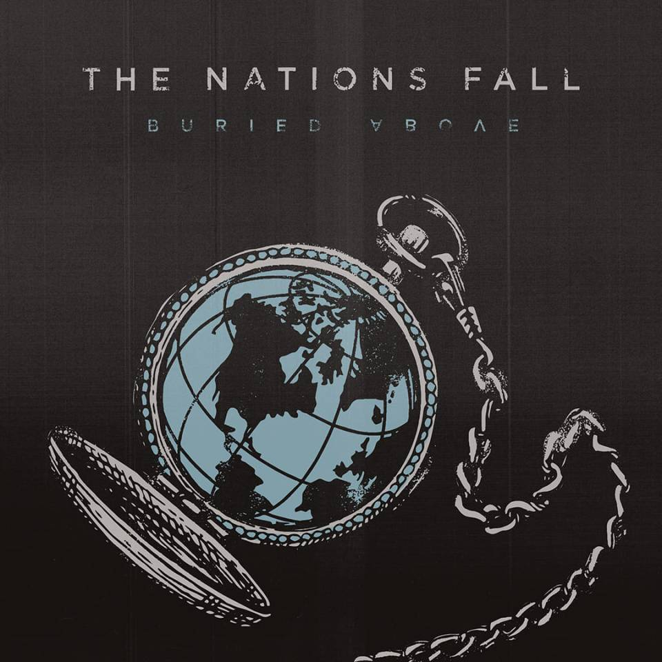 The Nations Fall cover by Buried Above