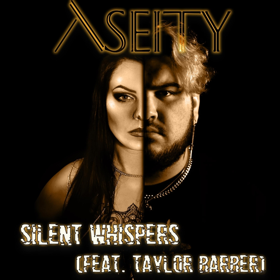 Aseity Silent Whispers cover