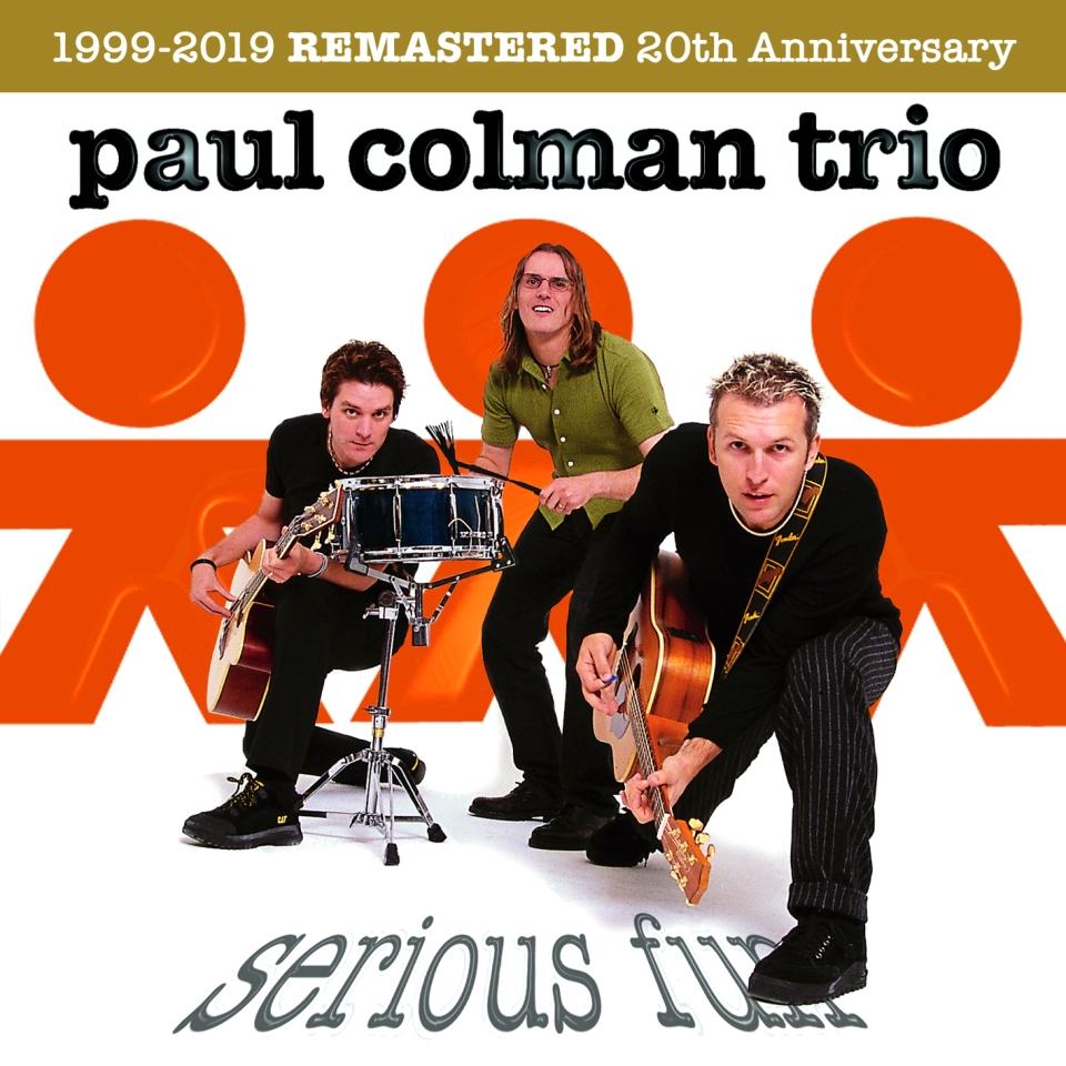 Serious Fun Paul Coleman Trio