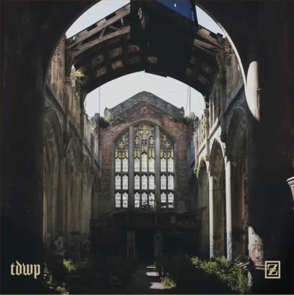 The Devil Wears Prada ZII EP Cover
