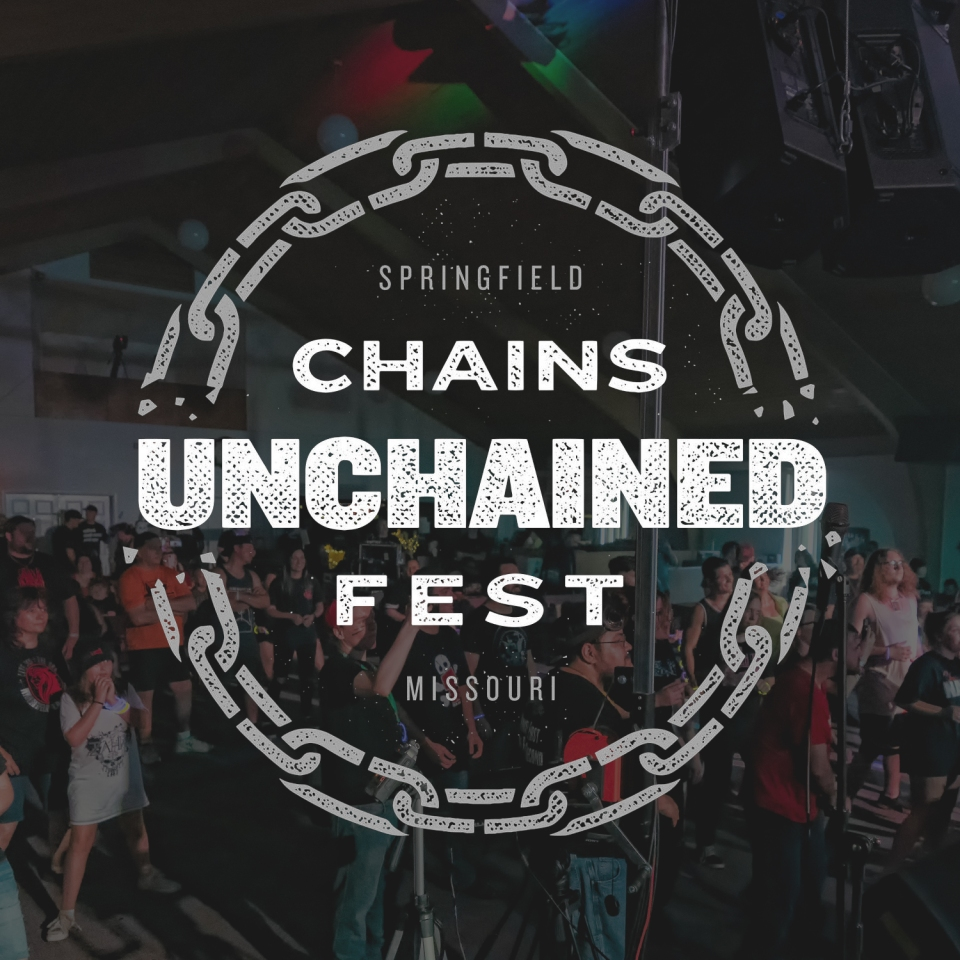 Chains Unchained Festival Banner Image